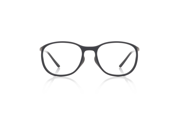 JINS × Ronan & Erwan Bouroullec「SUGATA ST」 URF-19S-007 カラー:マットブラック(97) 価格:5,000円(税別、度付きレンズ代込み)