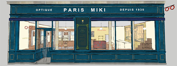 France Paris Mikiオペラ店 2020年3月6日(金) グランドリニューアルオープン