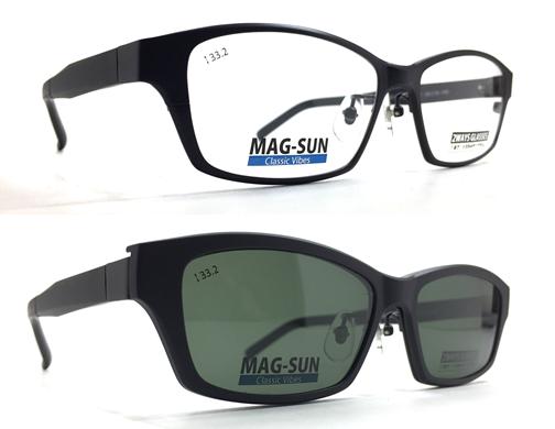 MAG-SUN Classic Vibes CV-204MG カラー001