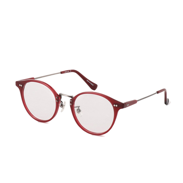Y's EYEWEAR G05(81-0005) カラー:2(Red Brush Gunmetal)