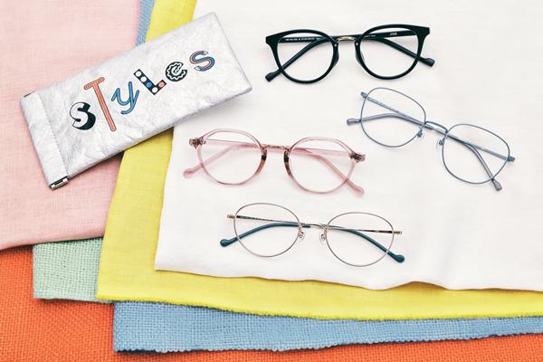 JINS(ジンズ)「Styles(スタイルズ)」イメージ画像