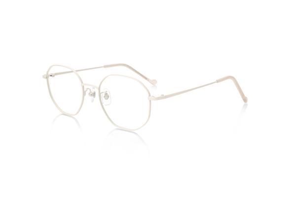 JINS(ジンズ) Styles -リラックスなわたし- UMF-20A-010 カラー:オフホワイト(180)
