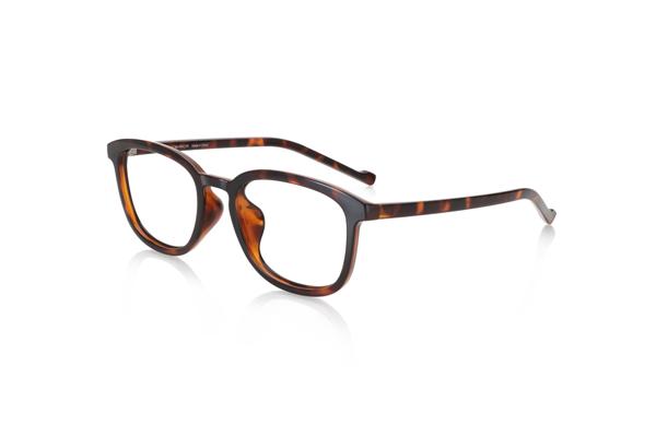 JINS(ジンズ) Styles -ボーイッシュなわたし- URF-20A-015 カラー:ブラウンデミ(386)