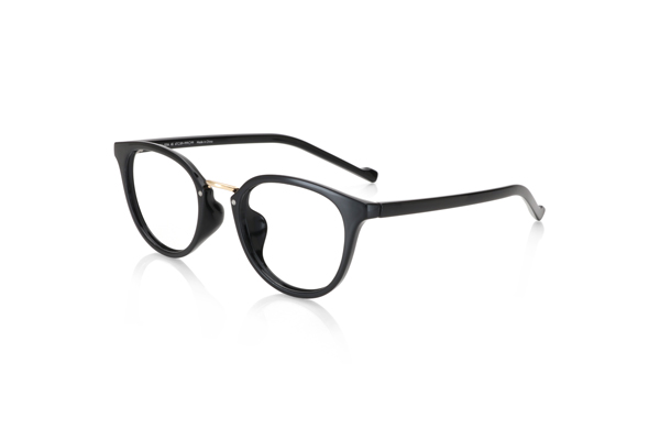JINS(ジンズ) Styles -モードなわたし- URF-20A-016 カラー:ブラック(494)