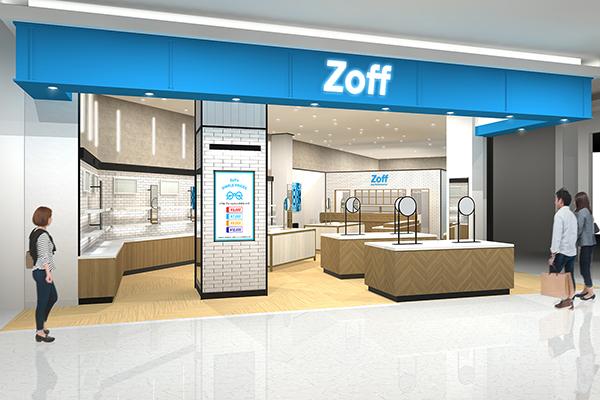 Zoff イオンモール高知店 外観イメージ