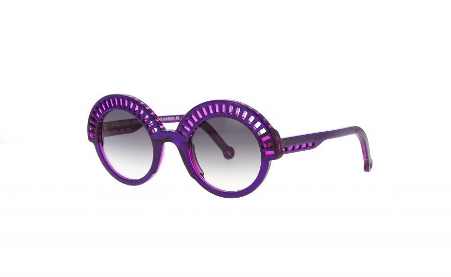 STRUKTUR Eyewear GROSFILLEYTHE SUNRISE Plum Cocktail