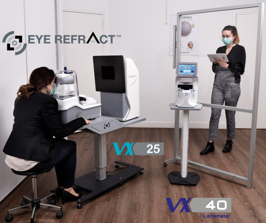 LUNEAU Technology e-Eye Refract VX25
