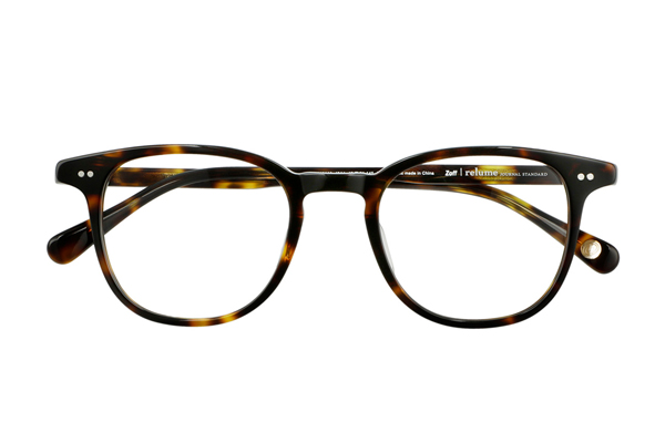 Zoff × JOURNAL STANDARD relume「THE550」 ZH201014_49A1(べっ甲柄)その1