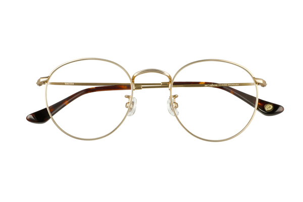 Zoff × JOURNAL STANDARD relume「THE550」 ZN202001_57E1(ゴールド)その1