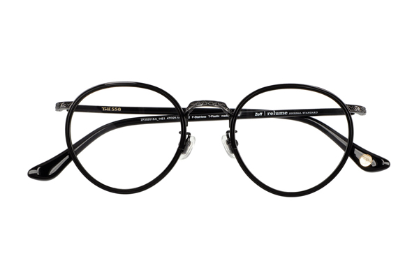 Zoff × JOURNAL STANDARD relume「THE550」 ZF202016_14E1(ブラック)その1