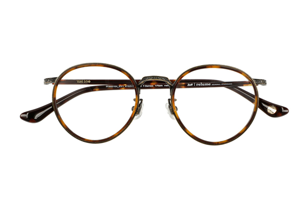 Zoff × JOURNAL STANDARD relume「THE550」 ZF202016_57F1(アンティークゴールド)その1