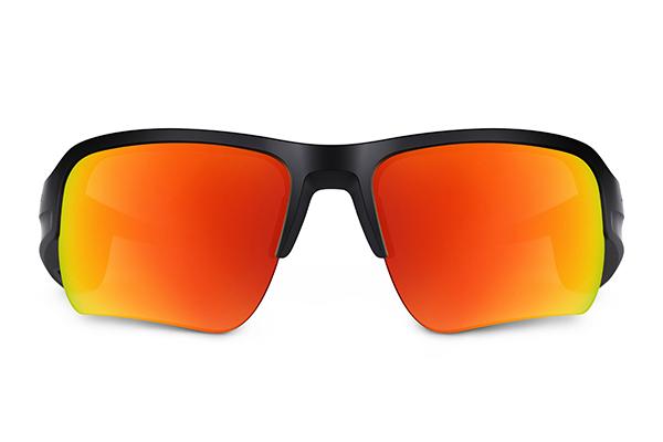 Bose Frames Tempo レンズ:ロードオレンジ 正面