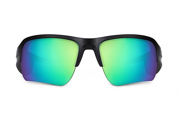 Bose Frames Tempo レンズ:トレイルブルー 正面