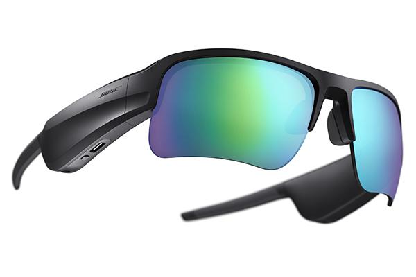 Bose Frames Tempo レンズ:トレイルブルー 斜め