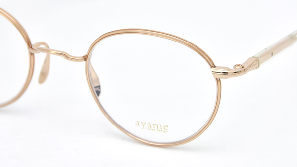 ayame(アヤメ)「SIPPOU」カラー:CLE(R.C.P 60th Limited Color)リム(ふち)