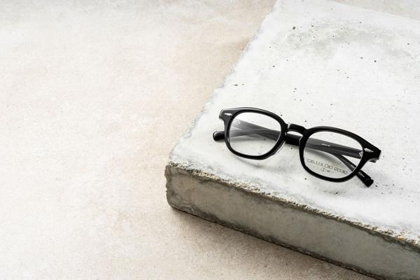 """眼鏡市場からセルロイド製メガネフレーム「CELLULOID 2030」発売、佐々木セルロイド工業所とのタッグによる""""10年愛せるメガネ"""""""