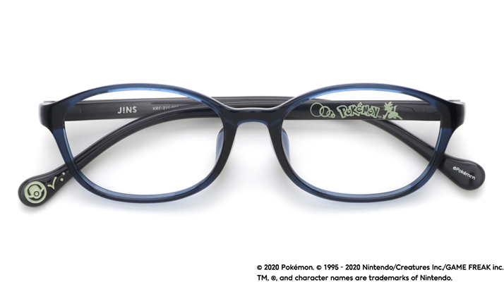 JINS ポケモンモデル KIDS MODEL ピカチュウモデル KRF-21S-009 カラー:154