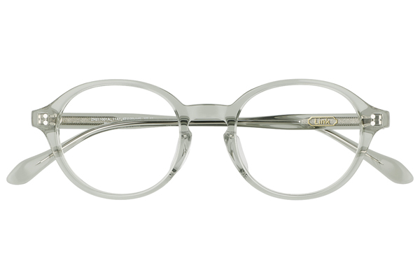 Zoff CLASSIC LINK Collection(ゾフ クラシック リンクコレクション)ZN211001_11A1(ライトグレー)