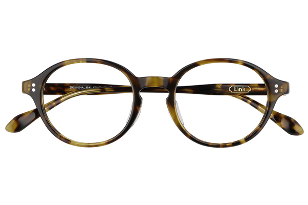 Zoff CLASSIC LINK Collection(ゾフ クラシック リンクコレクション)ZN211001_49A1(べっ甲柄)
