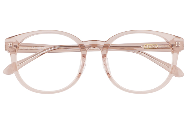 Zoff CLASSIC LINK Collection(ゾフ クラシック リンクコレクション)ZN211002_20A1(ライトピンク)