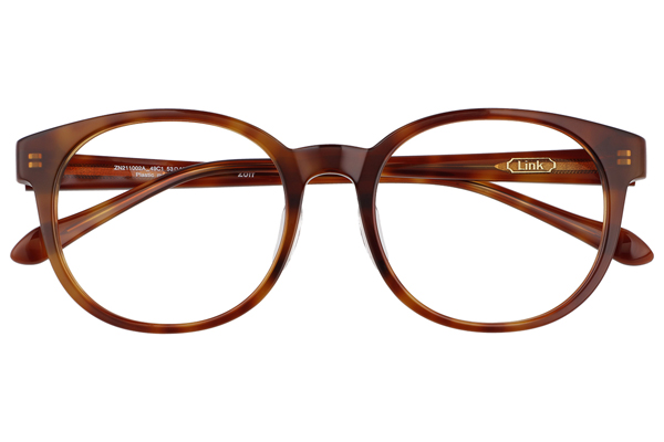 Zoff CLASSIC LINK Collection(ゾフ クラシック リンクコレクション)ZN211002_49C1(べっ甲柄)