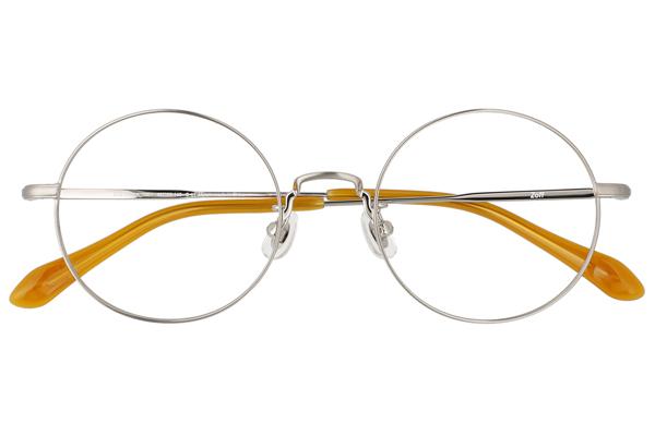 Zoff CLASSIC LINK Collection(ゾフ クラシック リンクコレクション)ZO212001_15E1(シルバー)