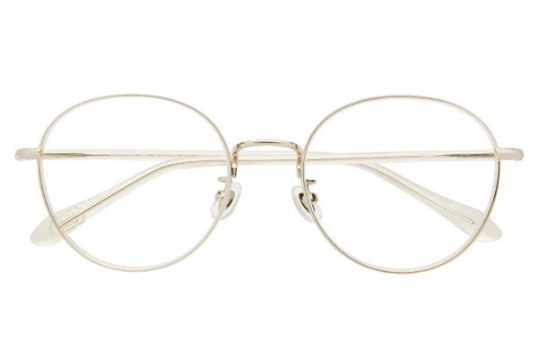 Zoff CLASSIC LINK Collection(ゾフ クラシック リンクコレクション)ZO212002_50A1(ライトイエロー)