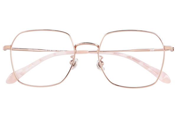 Zoff CLASSIC LINK Collection(ゾフ クラシック リンクコレクション)ZP212001_21E1(ピンク)