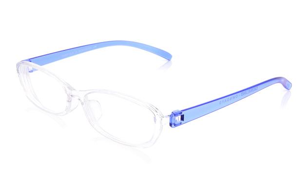 OWNDAYS(オンデーズ)「サウナメガネ」カラー:ブルー