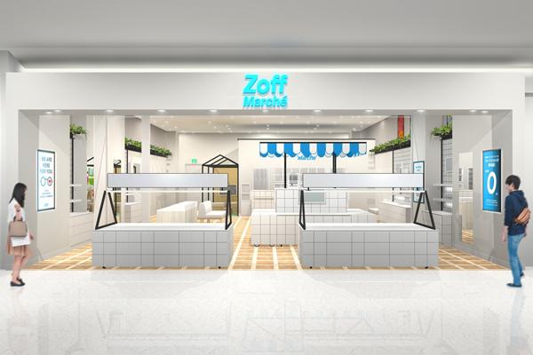 Zoff Marché イオンモール倉敷店