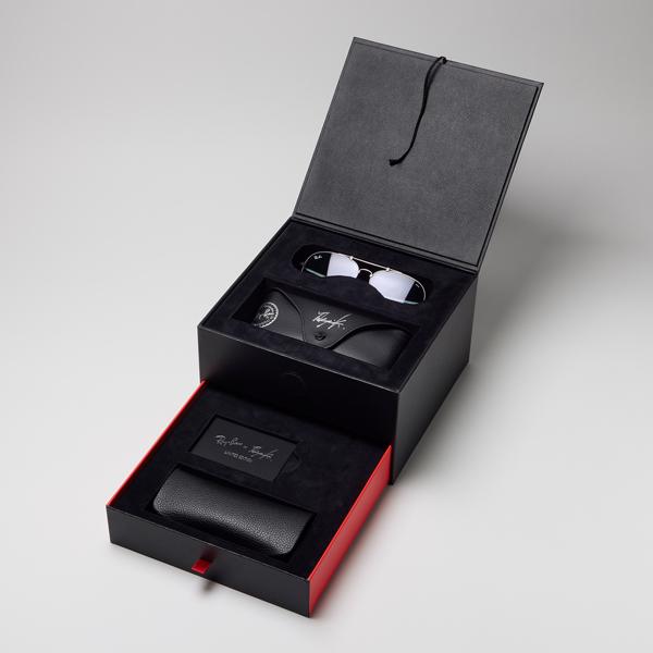 RAY-BAN × TAKUYA KIMURA リミテッドエディション スペシャルボックス