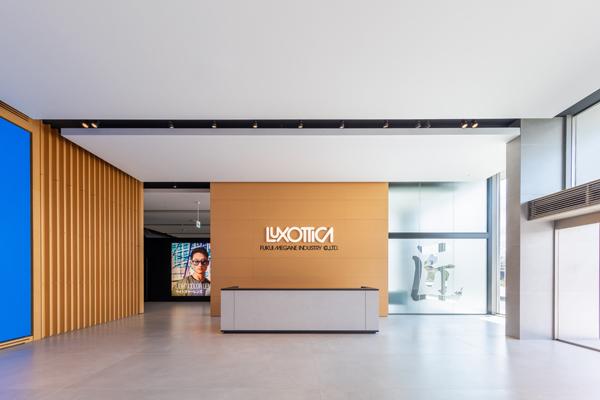 ルックスオティカが福井県鯖江市に開設した新製造拠点・その2