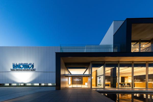 ルックスオティカが福井県鯖江市に開設した新製造拠点・その5
