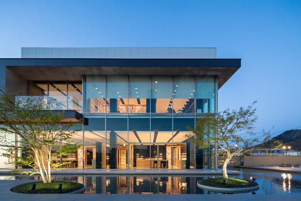 ルックスオティカが福井県鯖江市に開設した新製造拠点・その6