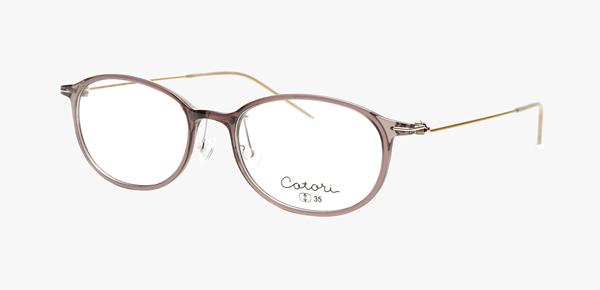 眼鏡市場 cotori(コトリ) cot-004 カラー:ICYGR(アイシーグレー)その2