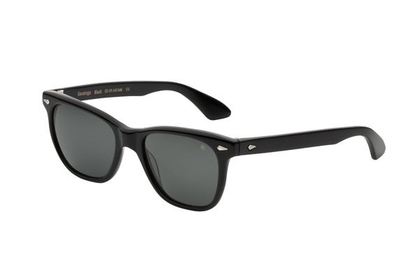 American Optical(アメリカン オプティカル) Saratoga(サラトガ) サイズ:52□19-145 カラー:ブラック(レンズ:グレー)その1
