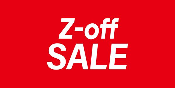 Z-off SALE(ゼットオフ セール)ロゴ