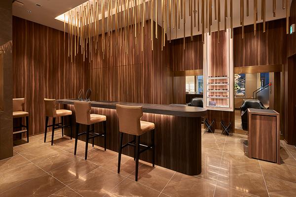 フォーナインズ 銀座本店 1階 メンテナンス専用スペース