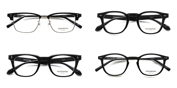 眼鏡市場 MONOBASE(モノベース) 2021年 新モデル