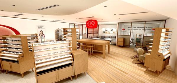 メガネの田中 ウィーロックプレイス店