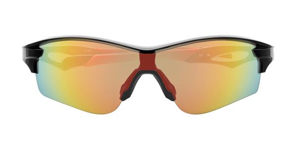 眼鏡市場 i-ATHLETE(アイアスリート) IA-108 カラー:BK(ブラック)その1