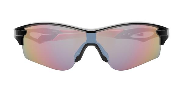 眼鏡市場 i-ATHLETE(アイアスリート) IA-108 カラー:BK(ブラック)その2