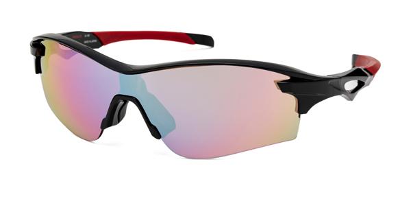 眼鏡市場 i-ATHLETE(アイアスリート) IA-108 カラー:BK(ブラック)その3