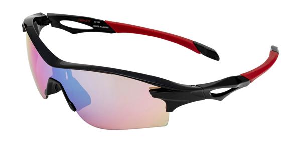 眼鏡市場 i-ATHLETE(アイアスリート) IA-108 カラー:BK(ブラック)その4