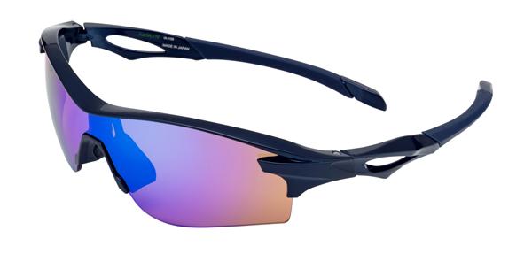 眼鏡市場 i-ATHLETE(アイアスリート) IA-108 カラー:NV(ネイビー)その4