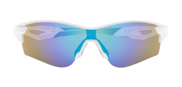 眼鏡市場 i-ATHLETE(アイアスリート) IA-108 カラー:W(ホワイト)その1