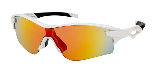 眼鏡市場 i-ATHLETE(アイアスリート) IA-108 カラー:W(ホワイト)その3