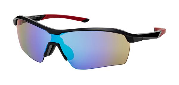 眼鏡市場 i-ATHLETE(アイアスリート) IA-109 カラー:BK(ブラック)mk3