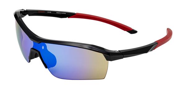 眼鏡市場 i-ATHLETE(アイアスリート) IA-109 カラー:BK(ブラック)mk4