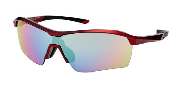 眼鏡市場 i-ATHLETE(アイアスリート) IA-109 カラー:RE(レッド)その3